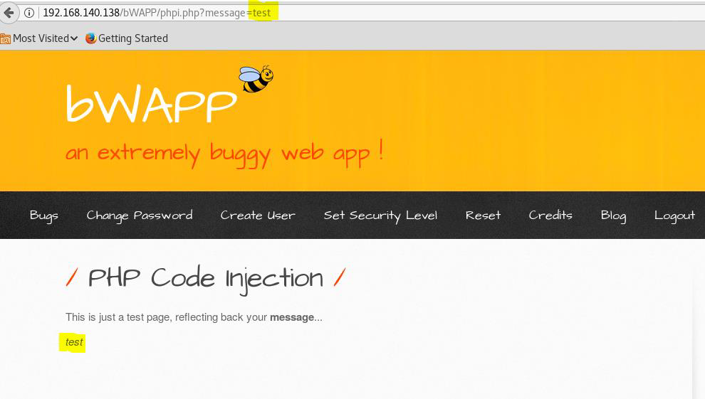 PHP Code Injection · Teck_k2